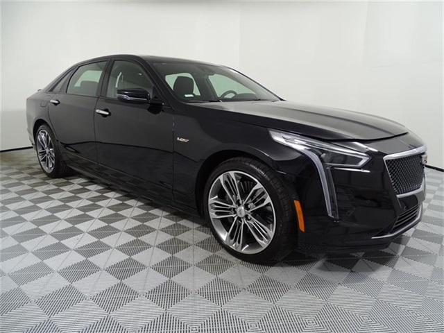 Pre-Owned 2019 Cadillac CT6-V Blackwing Twin