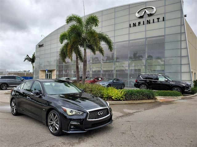 New 2019 INFINITI Q50 INFINITI Q50 3.0t SIGNATURE EDITION