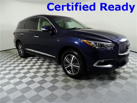 Certified Pre-Owned 2016 INFINITI QX60 Navigation Package