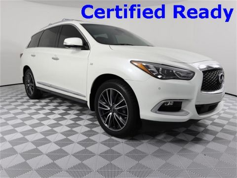 Pre-Owned 2016 INFINITI QX60 Technology and Entertainment