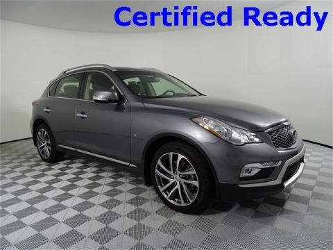 Pre-Owned 2017 INFINITI QX50 Technology Touring