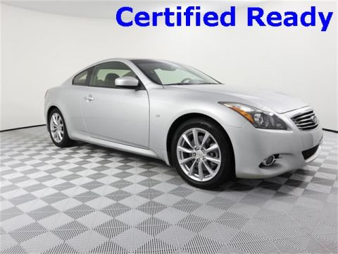 Certified Pre-Owned 2015 INFINITI Q60 Journey