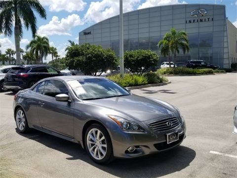 Pre-Owned 2013 INFINITI G37 Base
